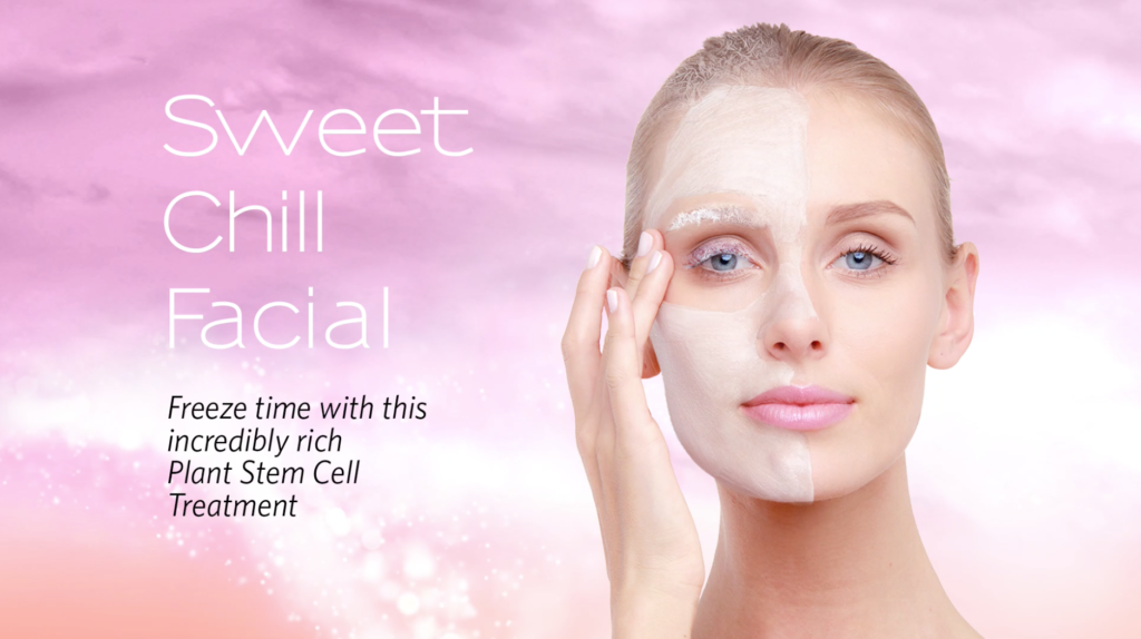 FREEZE TIME WITH DERMAQUEST'S NEW SWEET CHILL TREATMENT